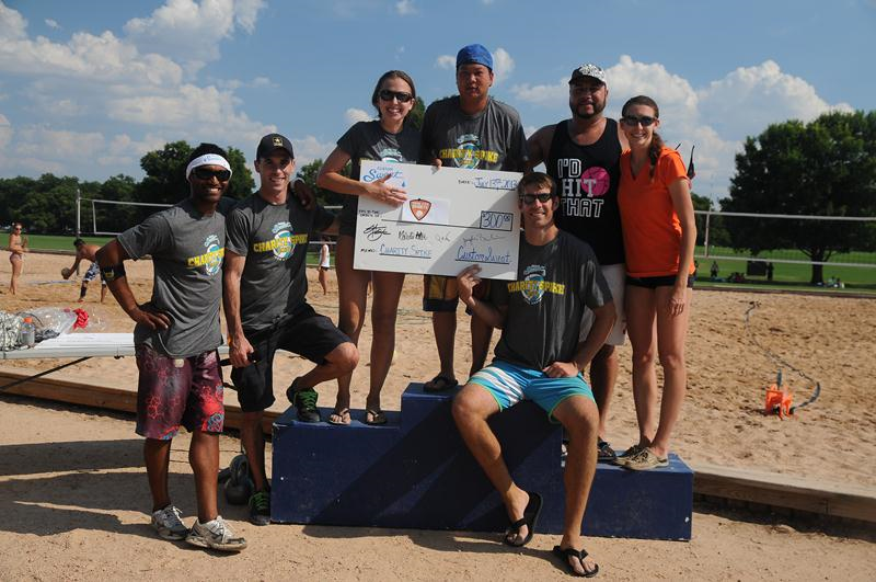 Charity Spike 2013 Champs